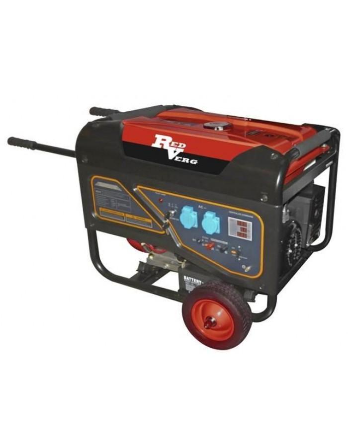 Генератор бензиновый RD-G8000EN RedVerg