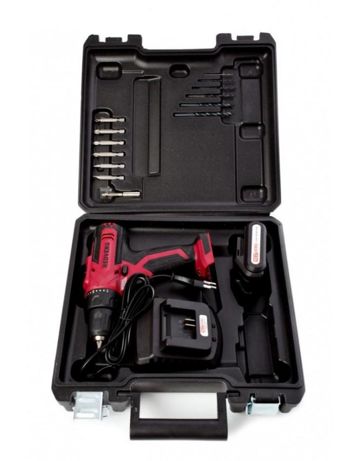 Шуруповерт аккумуляторный RedVerg RD-SD14L/2-1Y