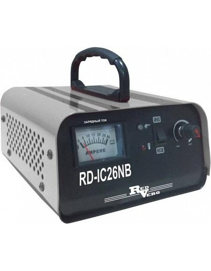 Зарядное устройство инверторного типа RD-IC26NB RedVerg