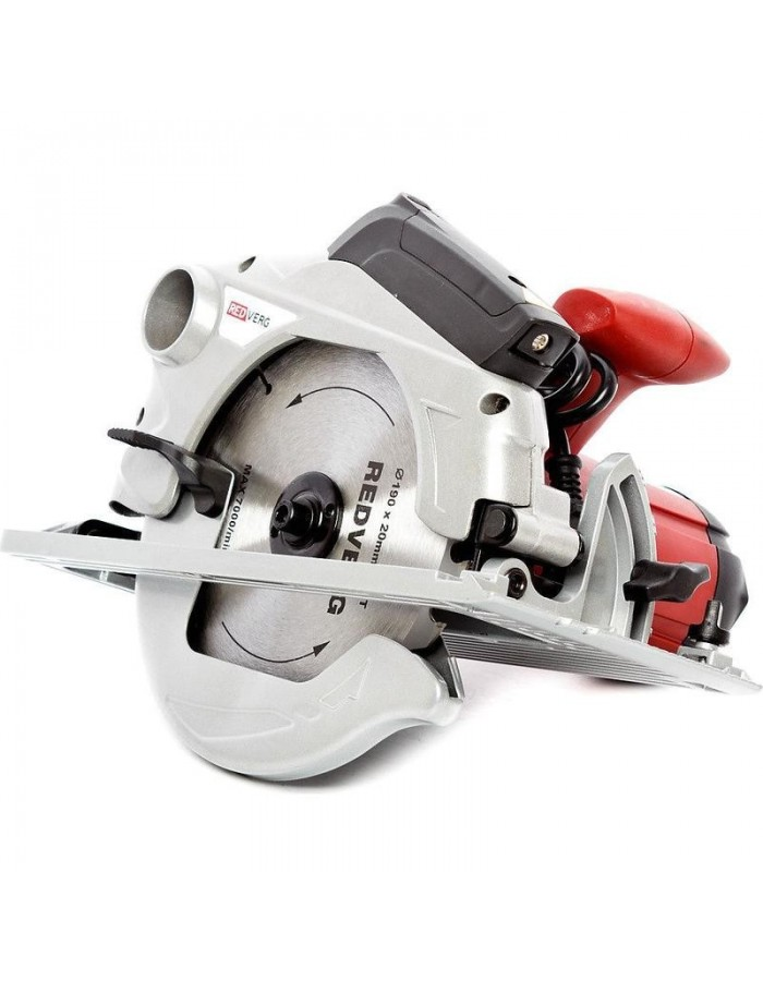 Пила дисковая электрическая RedVerg  RD-CS150-66L