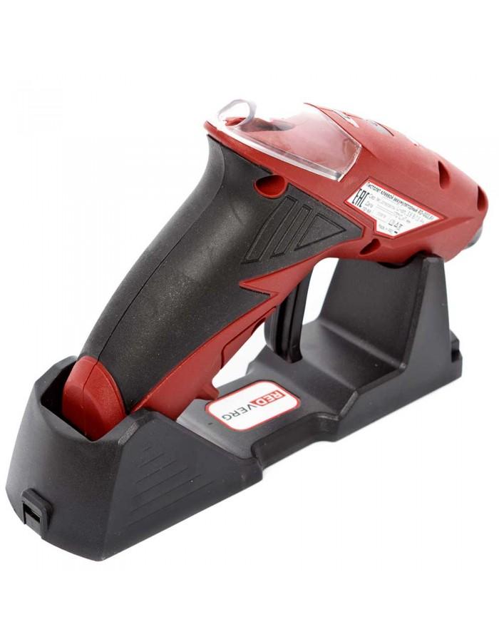 Пистолет клеевой аккумуляторный RedVerg RD-GG3,6V