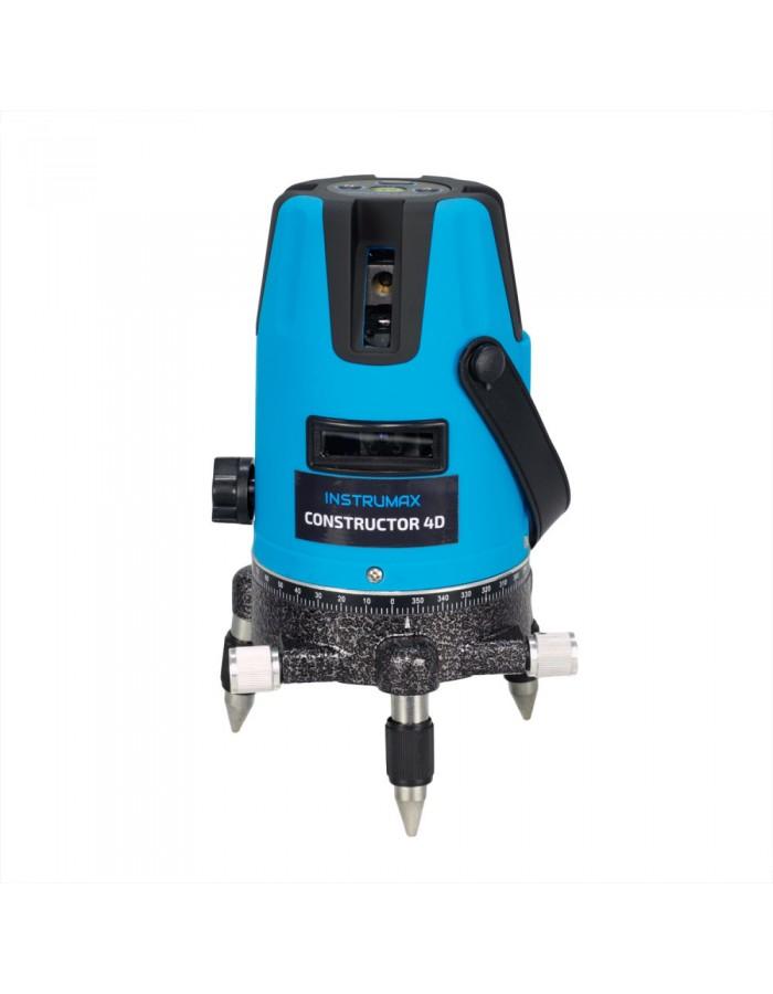Уровень лазерный INSTRUMAX CONSTRUCTOR 4D