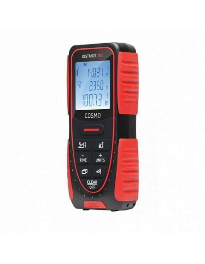 Измеритель длины лазерный ADA Cosmo 100 с функцией уклономера