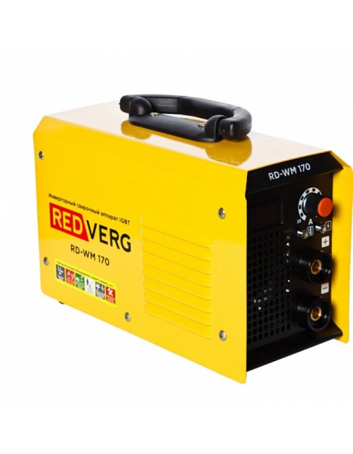 Аппарат сварочный бестрансформаторный RedVerg RD-WM 170
