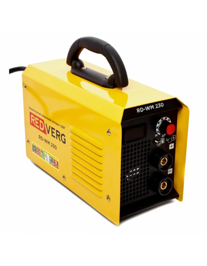 Аппарат сварочный бестрансформаторный RedVerg RD-WM 230