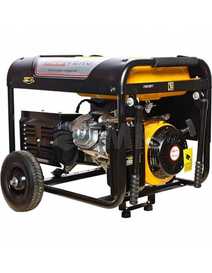 Генератор бензиновый RD-G6500EN RedVerg