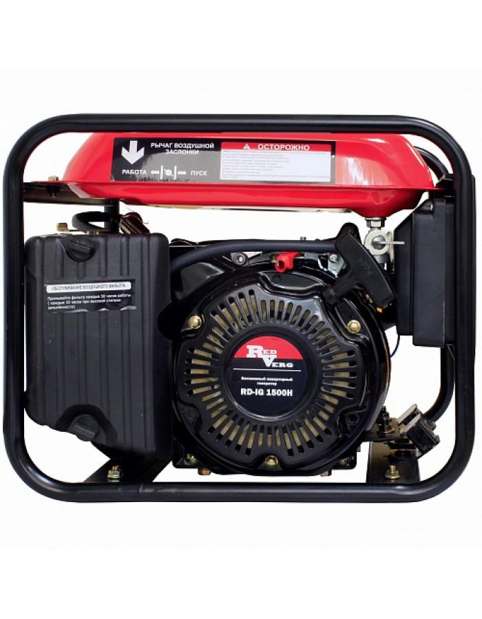 Генератор бензиновый инверторный открытого типа RedVerg RD-IG1500H