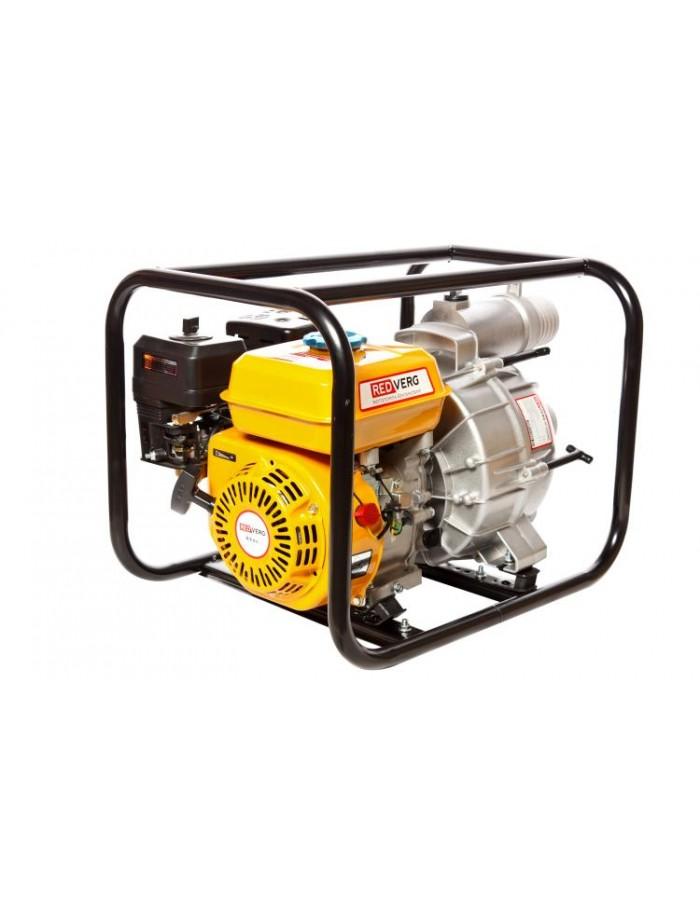 Мотопомпа RedVerg для грязной воды RD-DWP80L