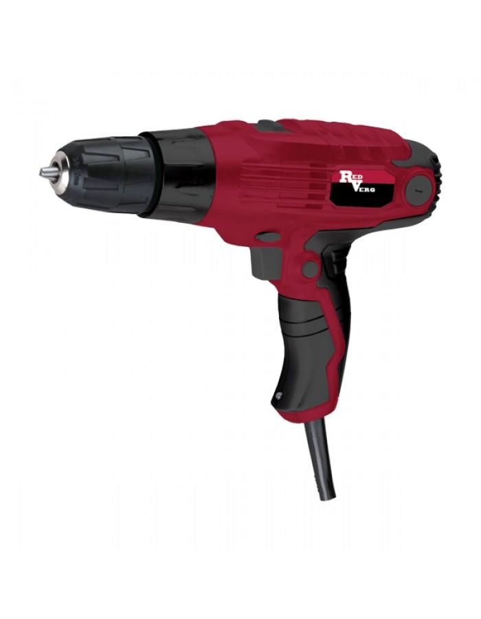 Шуруповерт электрический RedVerg RD-SD400/2