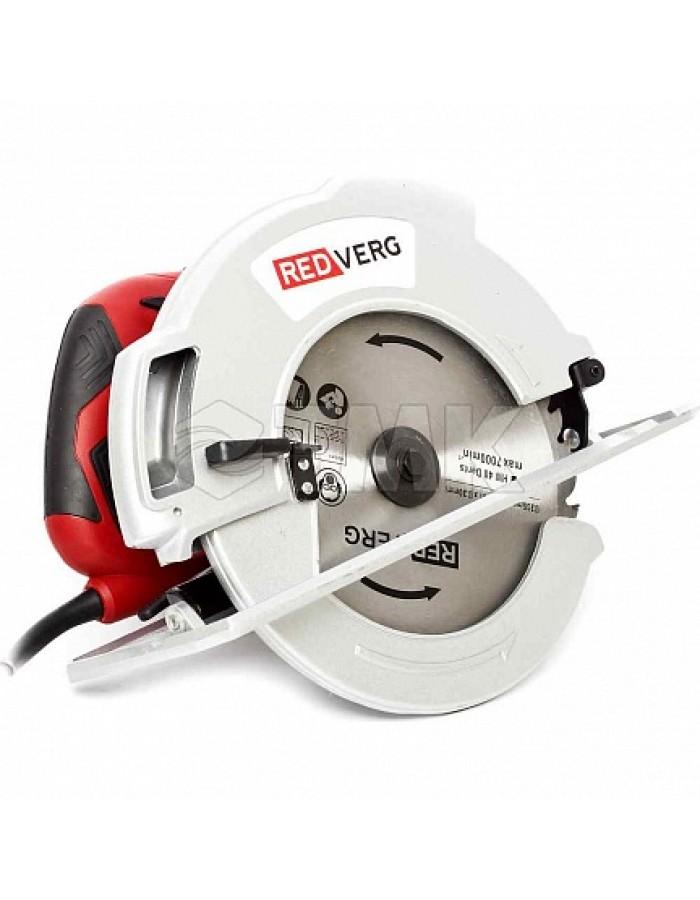 Пила дисковая электрическая RedVerg RD-CS220-85