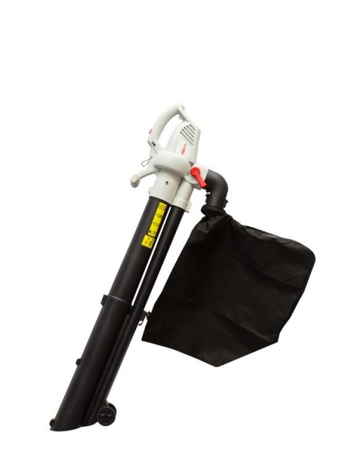 Воздуходувка-пылесос электрическая RedVerg RD-BE2500