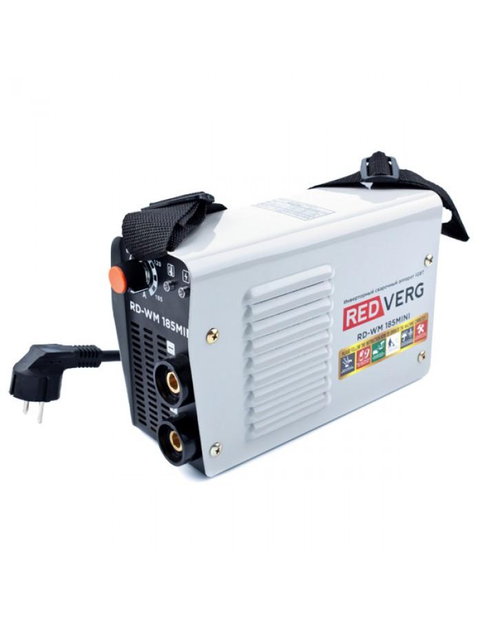 Аппарат сварочный бестрансформаторный RedVerg RD-WM 185MINI