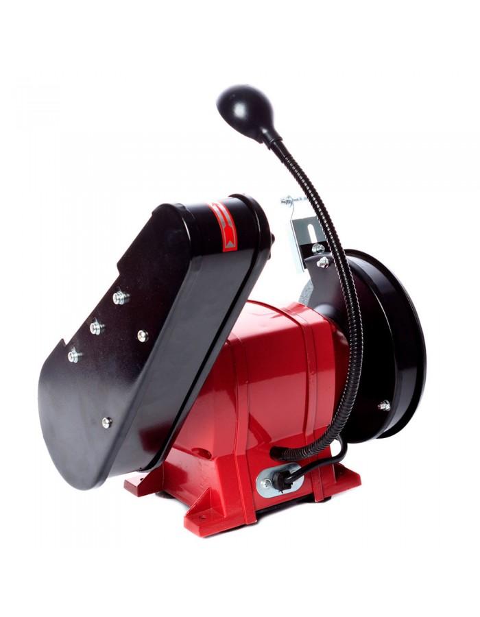 Станок заточной со шлифовальной лентой RedVerg RD-BG150-300SBL