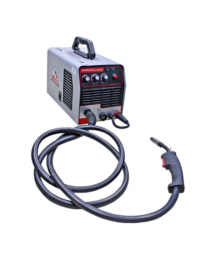 Аппарат сварочный инверторный RedVerg RD-MIG150K Evolution