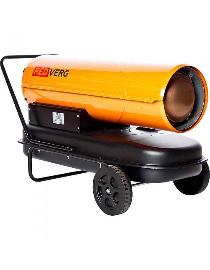 Воздухонагреватель дизельный RedVerg RD-DHD60W