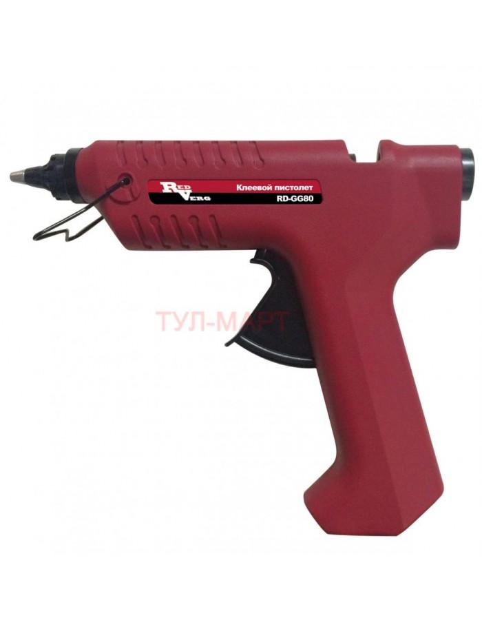 Пистолет клеевой высокотемпературный RedVerg RD-GG80