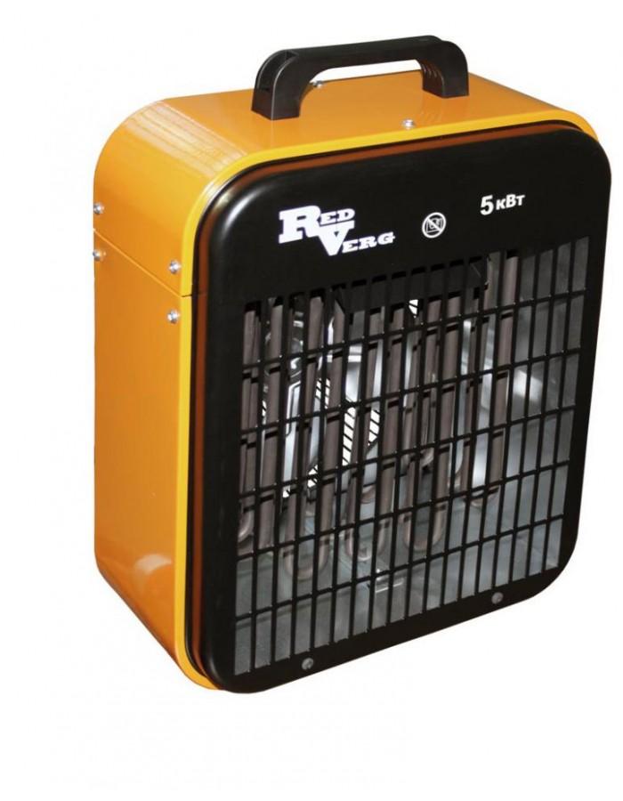 Воздухонагреватель электрический RD-EHS5/220 RedVerg